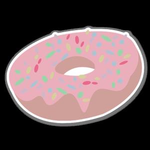 The JELLYnut sticker
