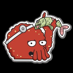hungerama stickers