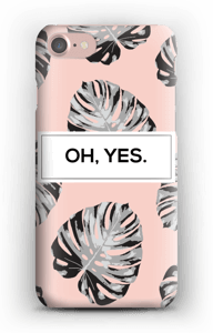 Oh, yes. Salmon  case IPhone 7