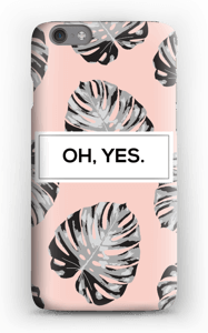 Oh, yes. Salmon  case IPhone 6s