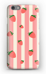 Strawberry Stripes  case IPhone 6s