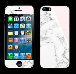 Rosa och marmor  Skin