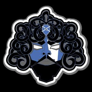 William Wallace sticker