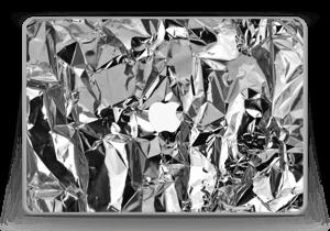 Aluminum Skin MacBook Pro 13