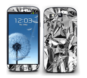 Aluminum Skin Galaxy S3