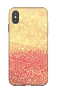 Shimmer case IPhone XS Max tough