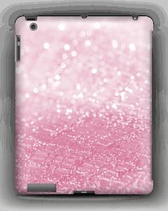 Pink Glitter case IPad 4/3/2