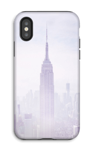 NYC kuoret IPhone X tough