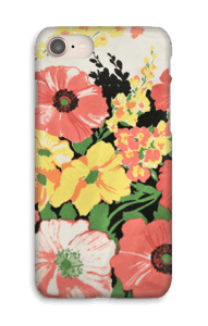 Flowers case IPhone 8
