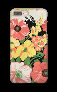 Flowers case IPhone 8 Plus