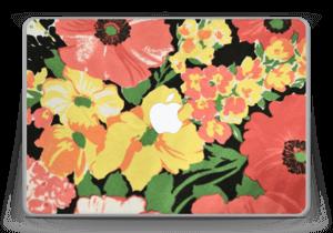 "Flowers Skin MacBook Pro 13"" -2015"