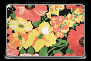 "Flowers Skin MacBook Pro 15"" -2015"