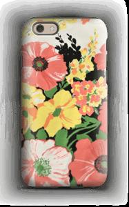 Flowers case IPhone 6 tough
