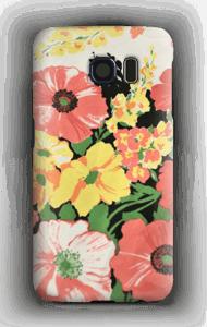 Flowers case Galaxy S6