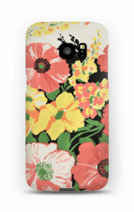 Flowers case Galaxy S7 Edge