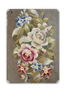 Embroidered  skin IPad Air