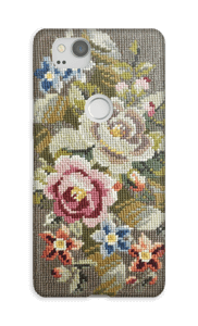 Embroidered  case Pixel 2