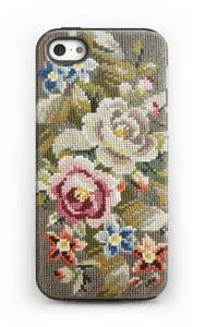 Embroidered  case IPhone 5/5s tough