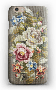Embroidered  case IPhone 6
