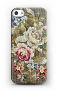 Embroidered  case IPhone SE