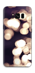 Flashing Lights Skin Galaxy S8