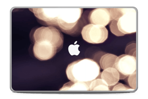 "Flashing Lights Skin MacBook Pro 17"" -2015"