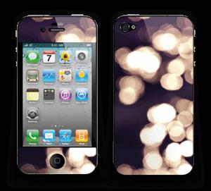 Flashing Lights Skin IPhone 4/4s