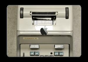 """Old Typewriter Skin MacBook Pro 13"""" 2016-"""