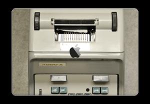 """Kirjoituskone tarrakuori MacBook Pro 15"""" 2016-"""