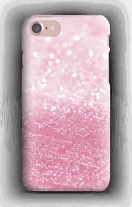 Pink Texture case IPhone 7