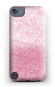 Pink Texture case IPod Touch 5