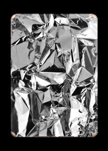 Aluminium Skin IPad Air 2