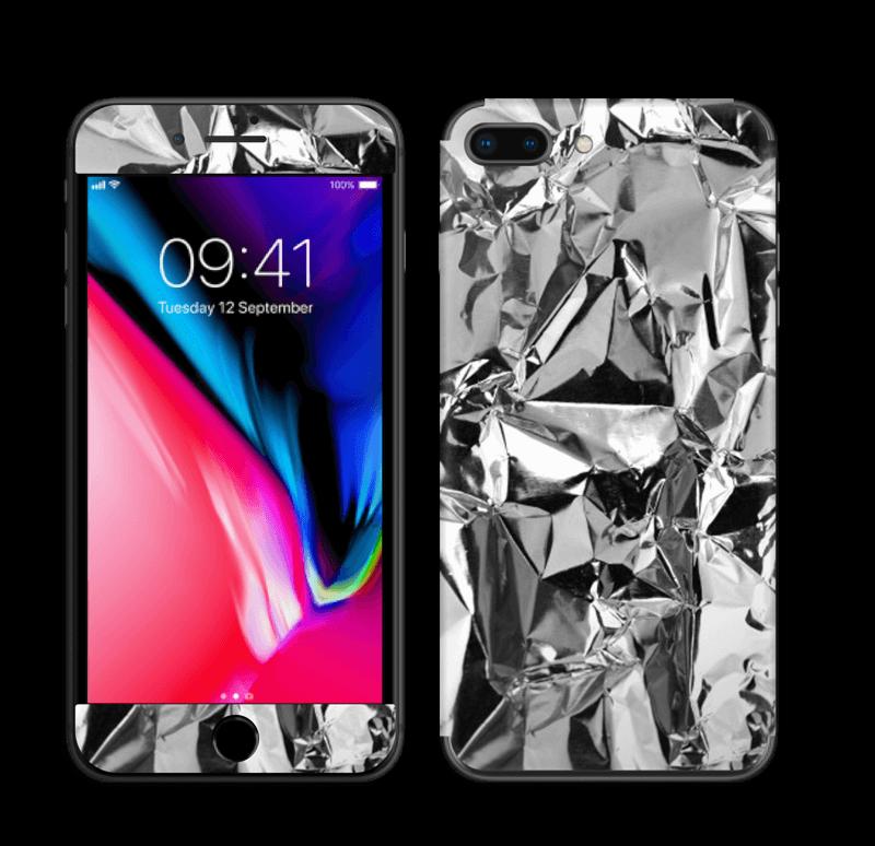 Aluminium Skin IPhone 8 Plus