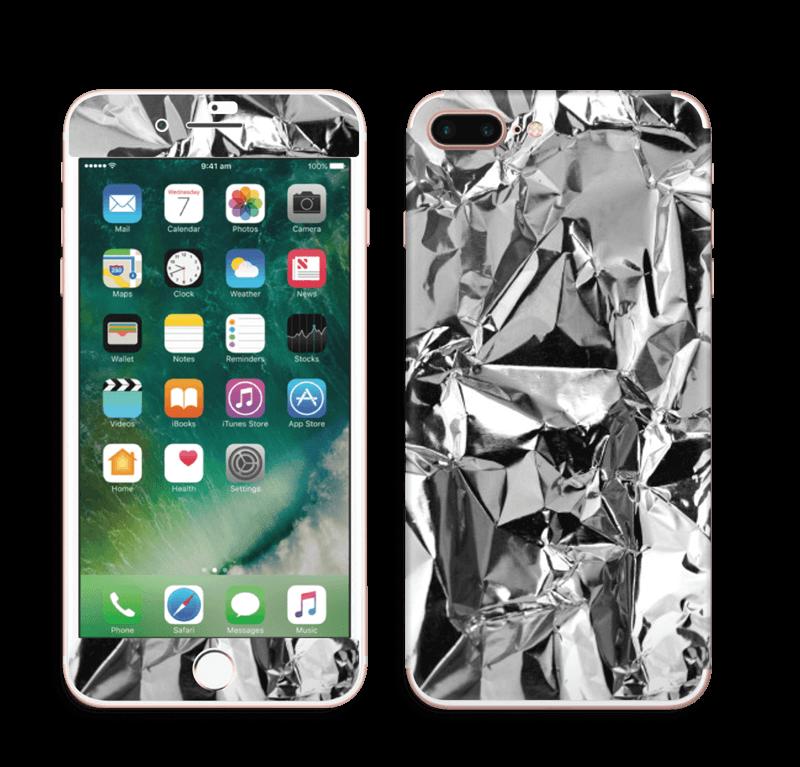 Aluminium Skin IPhone 7 Plus
