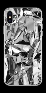 Aluminium Skin IPhone X