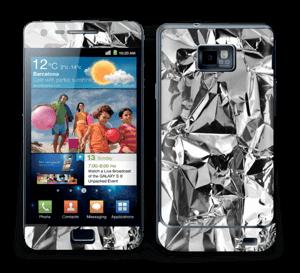 Aluminium Skin Galaxy S2