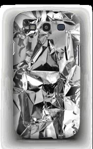 Aluminium deksel Galaxy S3