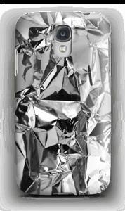 Aluminium deksel Galaxy S4