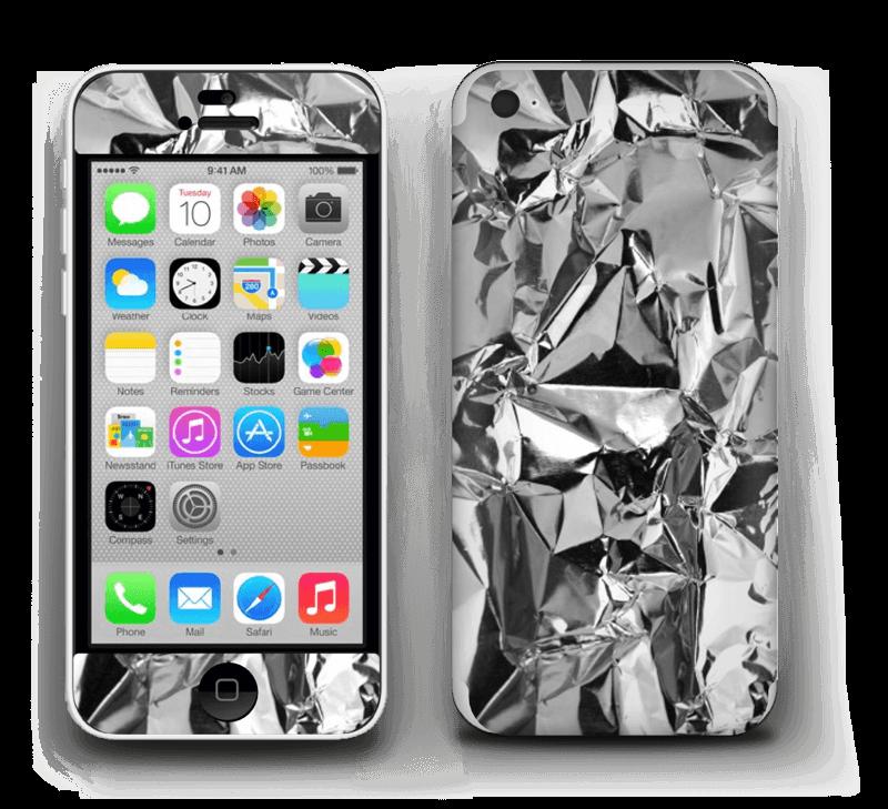 Aluminium Skin IPhone 5c