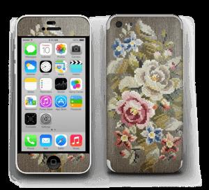 Vakre broderier Skin IPhone 5c