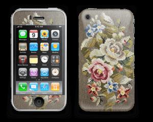 Vakre broderier Skin IPhone 3G/3GS