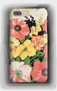 Vintage blomstermønstre deksel IPhone 7 Plus