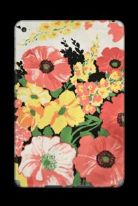 Vintage blomstermønstre Skin IPad Mini 4
