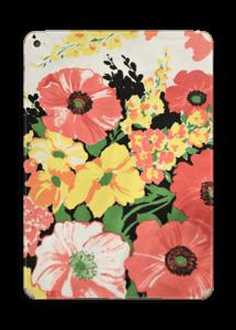 Vintage blomstermønstre Skin IPad Air 2
