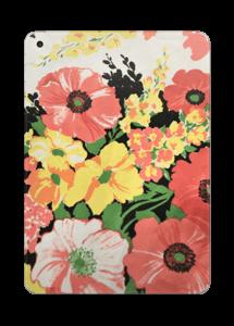 Vintage blomstermønstre Skin IPad 2017