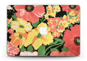 "Vintage blomstermønstre Skin MacBook Pro Retina 13"" 2015"