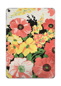 Vintage blomstermønstre Skin IPad Pro 10.5