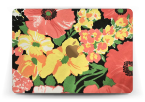 "Vintage blomstermønstre Skin MacBook 12"""
