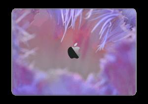 "Lilla blomst Skin MacBook Pro 13"" 2016-"