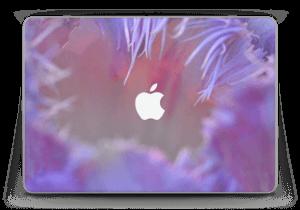 "Lilla blomst Skin MacBook Pro Retina 13"" 2015"